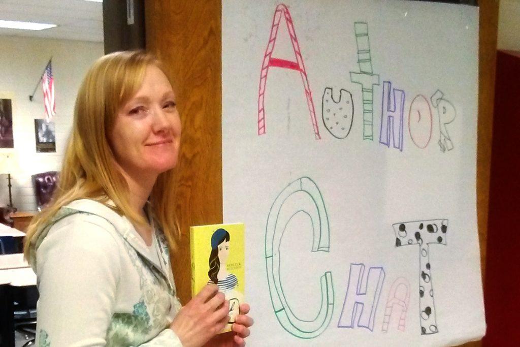 Author Chat with Rebecca Bischcoff